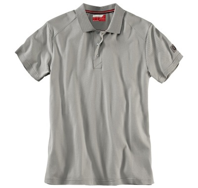 Мужская рубашка поло BMW Motorrad Men's Dynamic Polo Shirt, Grey