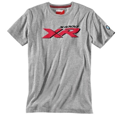 Мужская футболка BMW Motorrad Men's S 1000 XR T-Shirt, Grey