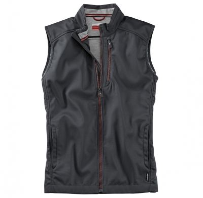 Мужской жилет BMW Motorrad Men's Dynamic Vest, Grey