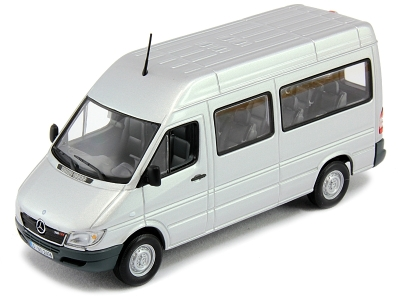 Модель Mercedes-Benz Sprinter Classic , Scale 1:43, Silver