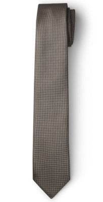 Шелковый галстук Volkswagen Taupe Silk Business Tie
