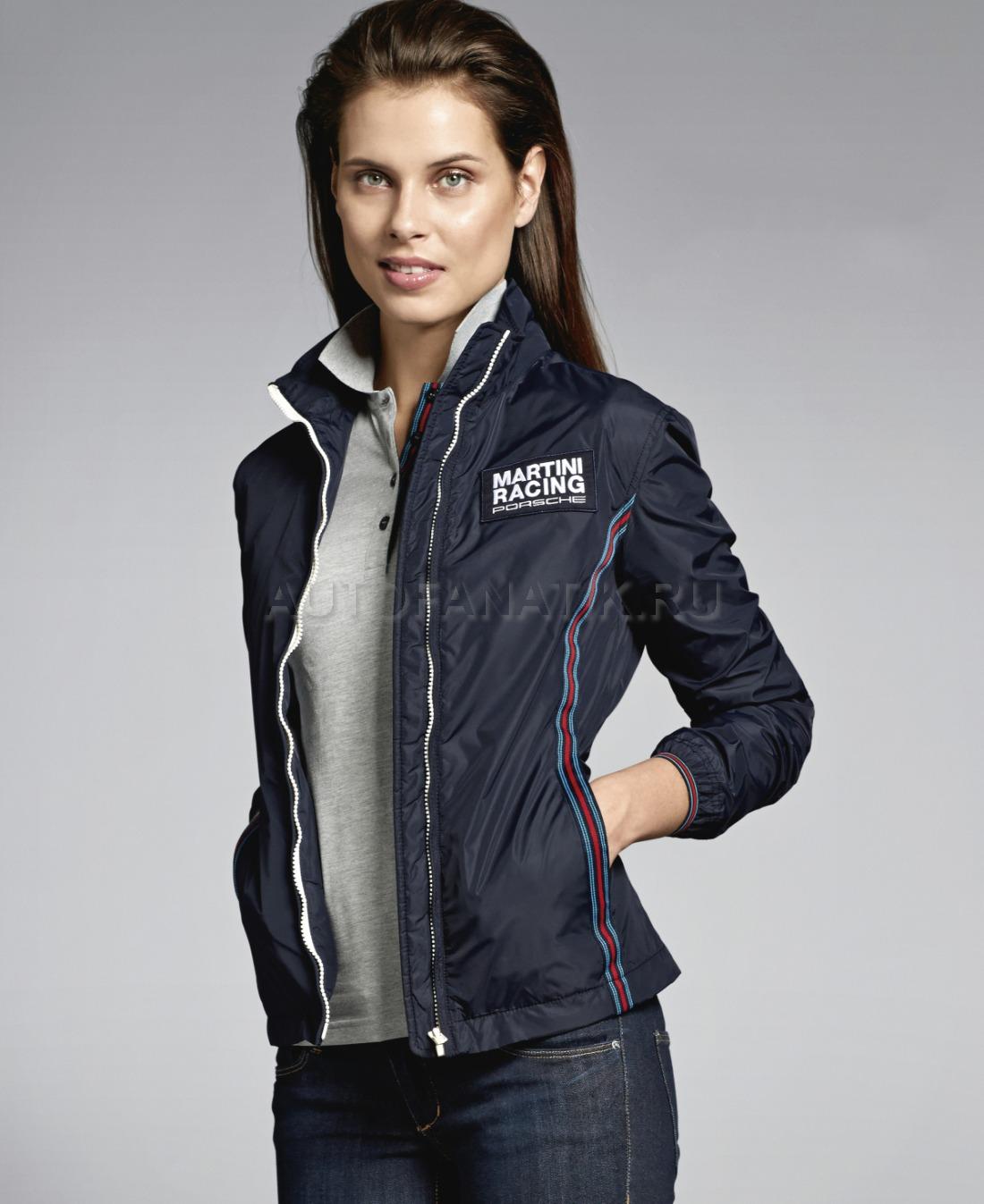 Женская ветровка Porsche Women S Windbreaker Jacket