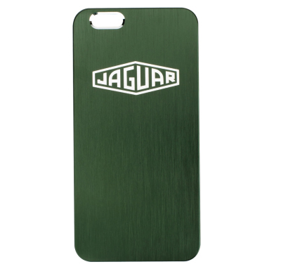 Пластиковая крышка Jaguar Heritage iPhone 6/6S Case - Green