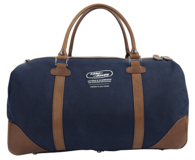 Сумка Land Rover Heritage Holdall, Blue-Brown