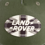 Бейсболка Land Rover Union Flag Badge Cap - Green, артикул LBCH113GNA