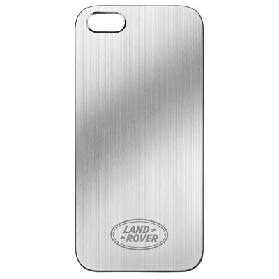 Крышка для iPhone Land Rover Icon iPhone 5 Case, Silver