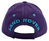Детская бейсболка Land Rover Kids Defender Baseball Cap, Purple-Blue, артикул LRGCP37