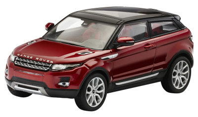 Модель автомобиля Range Rover Evoque 3 Door, Scale 1:43, Firenze Red