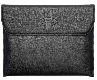 Кожаный чехол Land Rover Leather iPad Case, Black 2