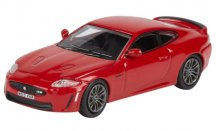 Модель автомобиля Jaguar XKRS, Scale Model 1:76, Italian Racing Red