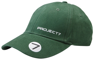 Бейсболка Jaguar Project 7 Cap, Green