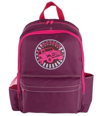 Детский рюкзак Land Rover Kids Backpack - Pink
