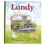 Детская книжка Land Rover Landy, Children's Book No.1