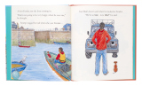 Детская книжка Land Rover Fender's Day At The Harbour, Children's Book No.4, артикул LBGF555NA