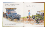 Детская книжка Land Rover Landy's New Home, Children's Book No.3, артикул LBGF554NA