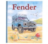 Детская книжка Land Rover Fender, Children's Book No.2