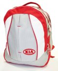 Рюкзак Kia Backpack, Grey-White-Red