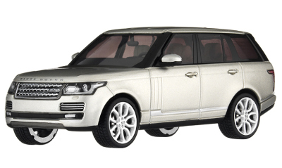 Модель автомобиля Range Rover All New Scale Model 1:43, Fuji White