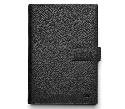 Кожаный чехол для iPad Mini Audi Leather sleeve iPad mini, black