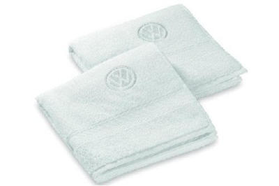 Полотенце для рук Volkswagen Logo Hands Towel, White