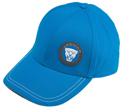 Бейсболка Jaguar Growler Baseball Cap, in Blue