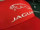Бейсболка Jaguar Baseball Cap, Classic, Red, артикул JCRECAPRED