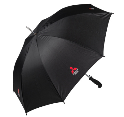 Зонт-трость Mitsubishi Stick Umbrella Black