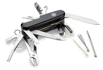 Мультиинструмент Volkswagen Multitool Swiss Champ