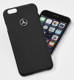 Футляр для iPhone 6/6S Mercedes-Benz Classic Case, Black, артикул B66953049
