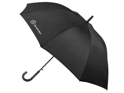 Зонт трость Mercedes-Benz Stick Umbrella Style, Black