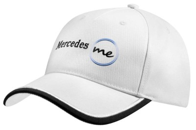 Бейсболка Mercedes Me Baseball Cap, White