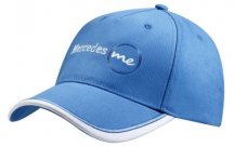 Бейсболка Mercedes Me Baseball Cap, Blue