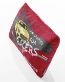 Подушка Mercedes AMG GT Cushion, Red / Yellow / Anthracite, артикул B66953098