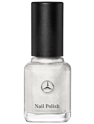 Лак для ногтей Mercedes-Benz Nail Polish, Diamond White