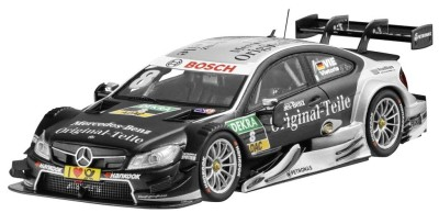 Модель Mercedes-AMG C 63 DTM 2015, Christian Vietoris, Team Original-Teile, Scale 1:43