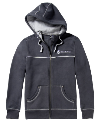 Мужская толстовка Mercedes-Benz Sweatjacke Herren, Trucker