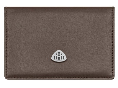 Визитница Mercedes-Benz Maybach Business Card Holder, Brown
