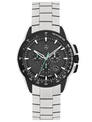 Мужские наручные часы Mercedes-Benz Men's Motorsport Chronograph Watch, 2017