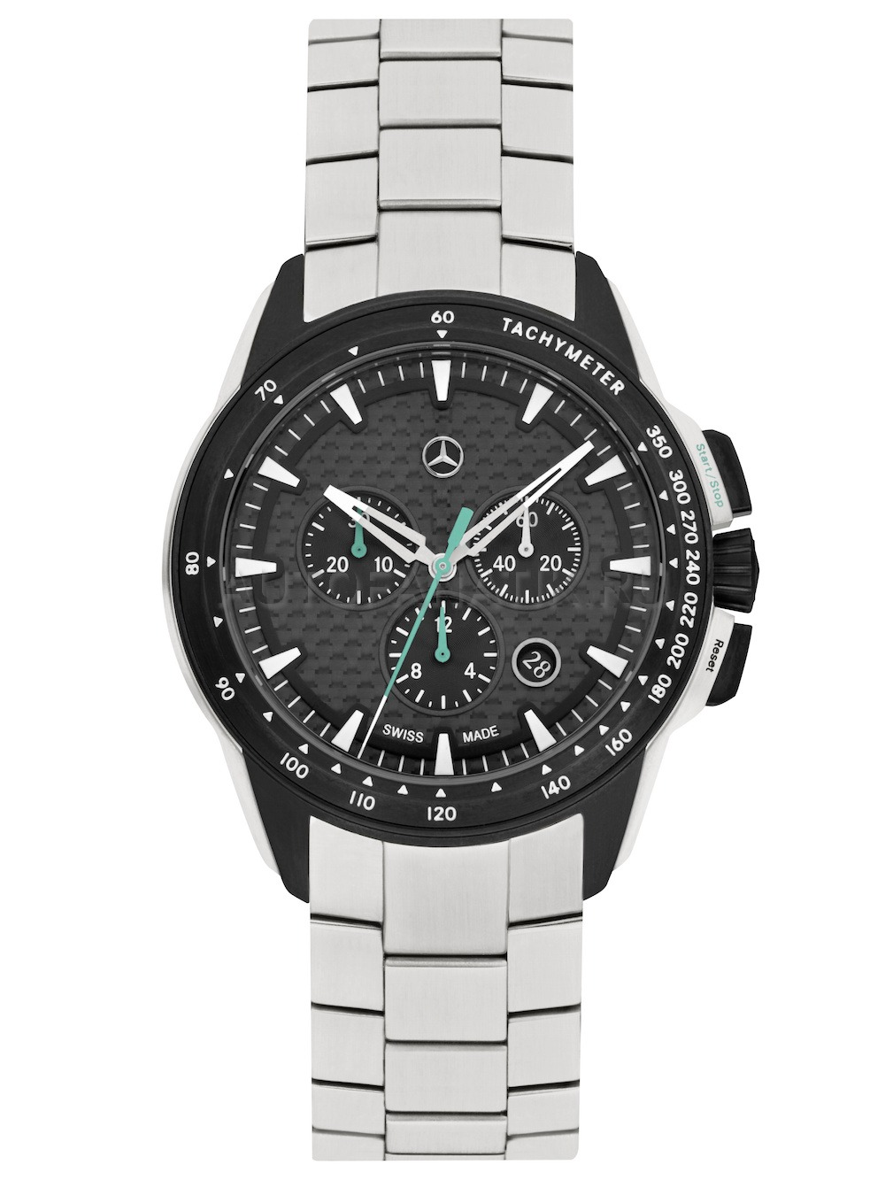 Мужские наручные часы Mercedes-Benz Men s Motorsport Chronograph Watch b4575f8051703