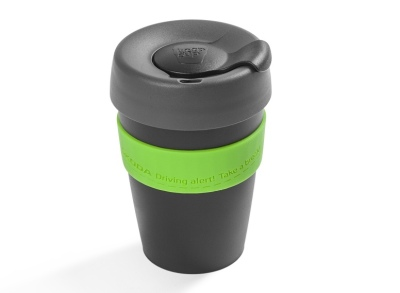 Термокружка Skoda Thermo Mug, Black, Size M