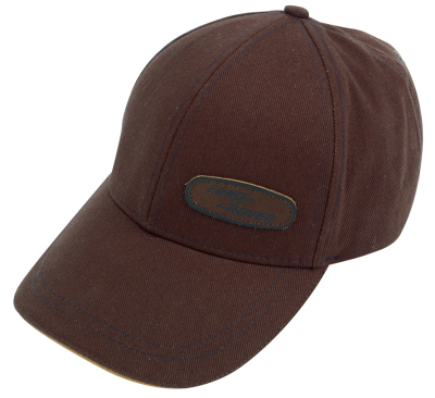 Бейсболка Land Rover Heritage Cap - Brown