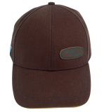 Бейсболка Land Rover Heritage Cap - Brown, артикул LBCH224BNA
