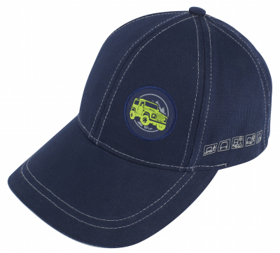 Детская бейсболка Land Rover Defender Kid's Cap, Navy