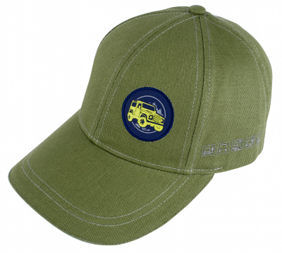 Детская бейсболка Land Rover Defender Kid's Cap, Green