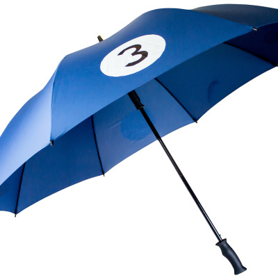 Зонт Jaguar Heritage 57 Golf Umbrella, Blue