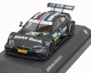 Модель BMW M4 DTM 2015, Bruno Spengler #7, Scale 1:43