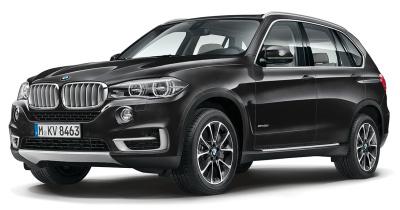 Модель автомобиля BMW X5 (F15), 1:43 scale, Sapphire Black