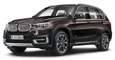 Модель автомобиля BMW X5 (F15), 1:43 scale, Sparkling Brown