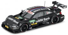 Модель BMW M4 DTM 2014, Bruno Spengler No.9, Black, Scale 1:43