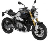Модель мотоцикла BMW R NineT (K21), 1:10 scale, Black